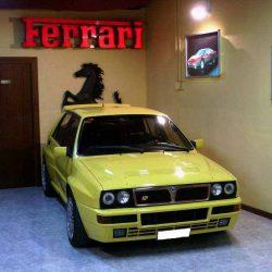 Evo Giallo Ferrari